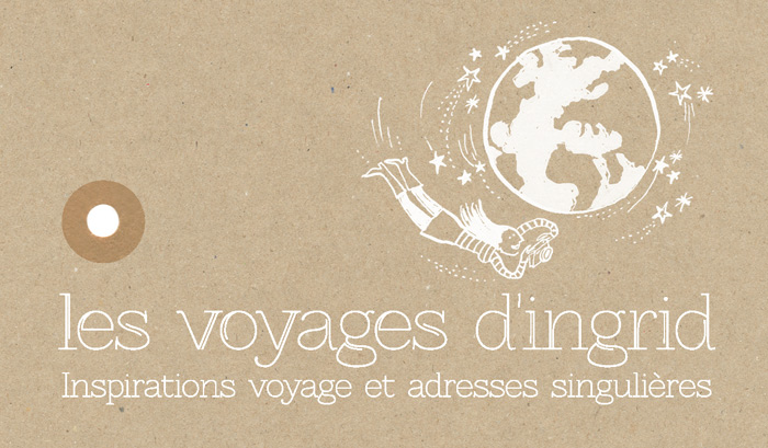 carte de visite les voayages d'ingrid - Ingrid Bauer
